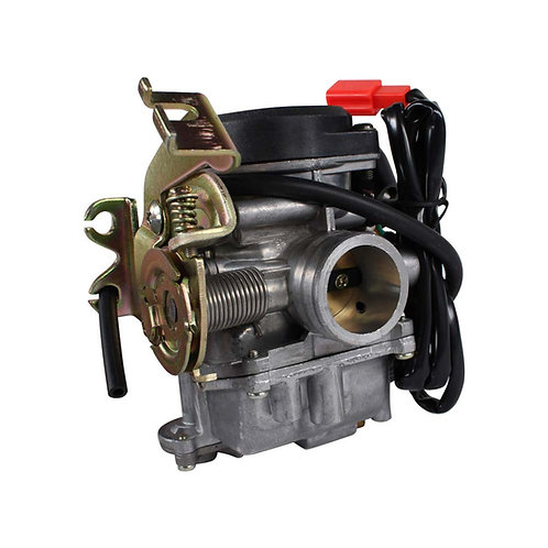 26MM CARBURETOR WITH ELECTRIC CHOKE AND ACCELERATOR PUMP