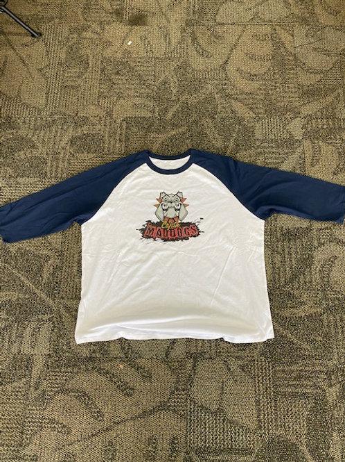 Men's Cajun Maddog's LogoBaseball Shirt $19.95
