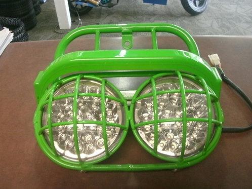 "Maddog Trike Front LED Headlight Assy. ""Slightly Used"""