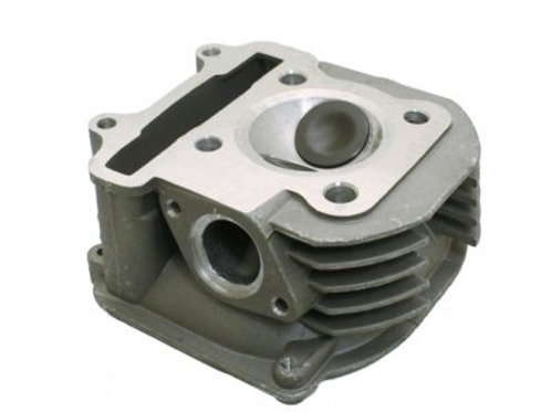 150cc GY6 Complete Cylinder Head - Non Emission