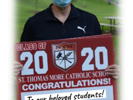 Congrats to our 2020 graduates