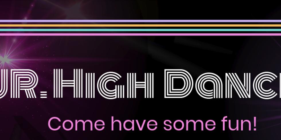 Jr. High Dance