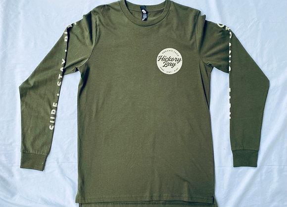 Long sleeve Army Tee