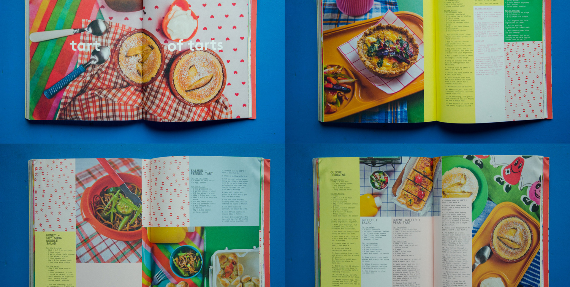 Food writing + co-styling