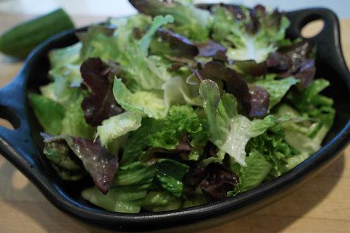 Side Salad Green Leaf