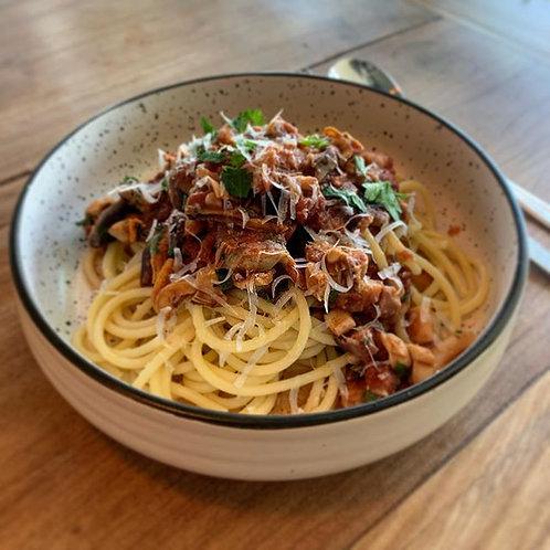 Marinara Pasta Sauce, Serves Two
