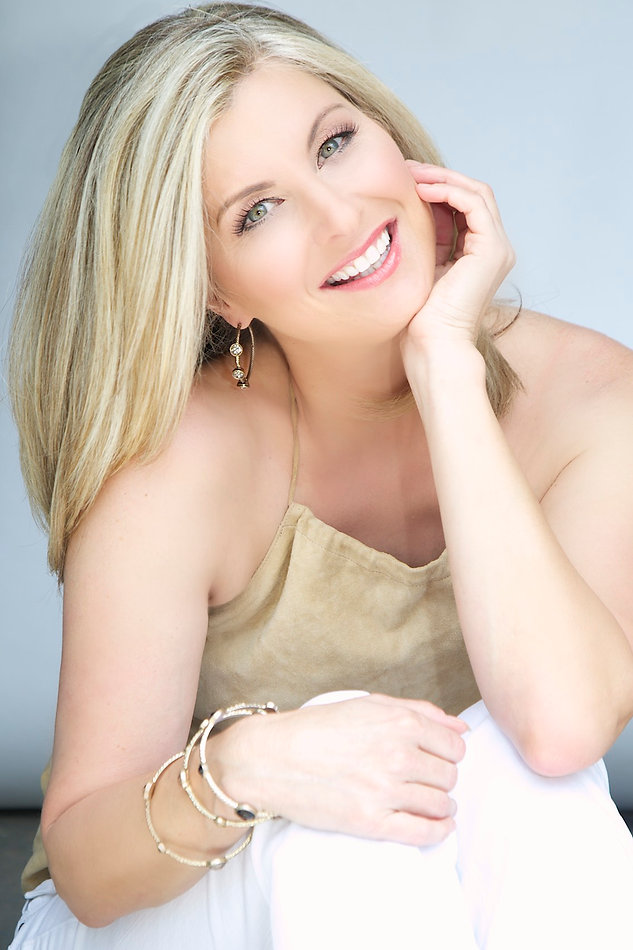 Kim Parrish Television Host