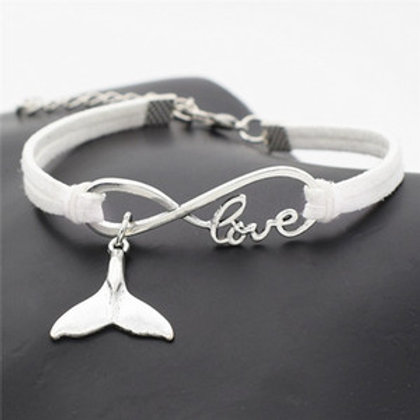 Love Whales Bracelet