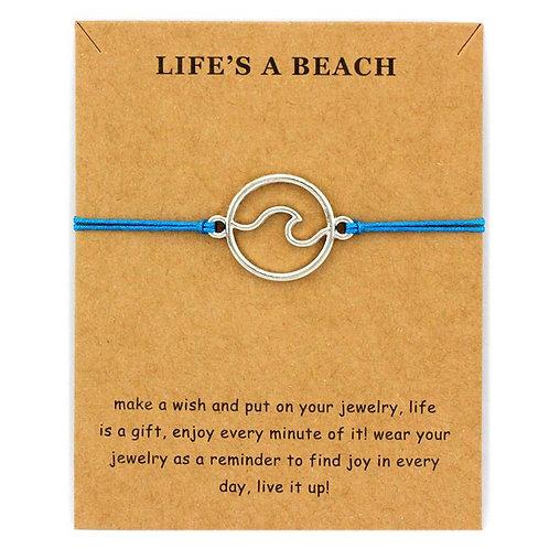 Ocean Waves Bracelet