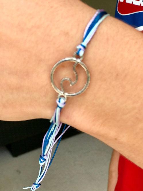 Wave 3 Color Bracelet