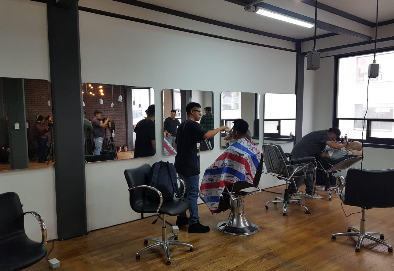 Escuela de Barbería