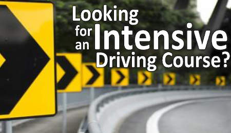 Intensive driving lessons in Torquay, Paignton, Totnes, Newton Abbot, Brixham