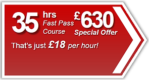 Fast Pass driving lesson packages, Torquay, Paignton, Newton Abbot, Totnes, Brixham