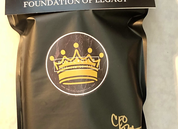 Royal treatment Legacy bag
