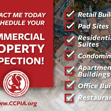 How much does a commercial inspection cost?