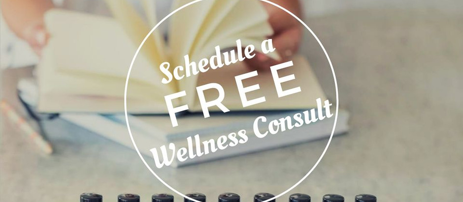 Essential Oils Wellness Consultation