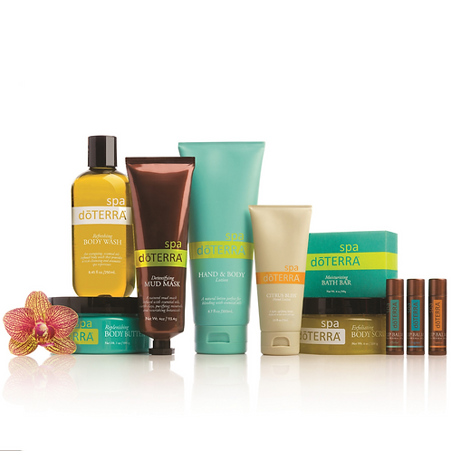 Total dōTERRA Spa Collection