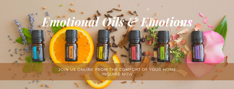 Essential Oils & Emotions