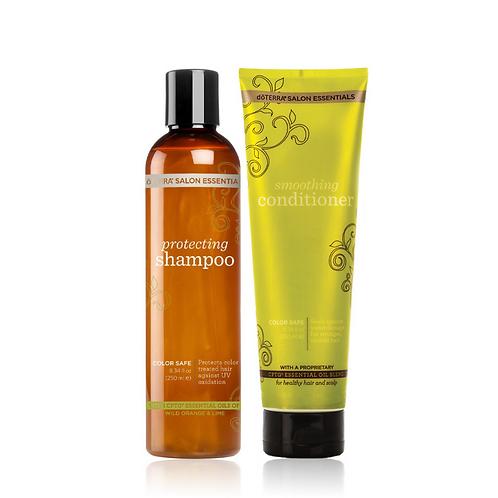 dōTERRA Salon Essentials® Shampoo & Conditioner Pack