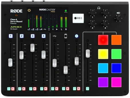 Activating USB Mix Minus On Your Rode RodeCaster Pro For Squadcast.fm