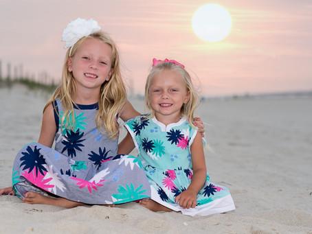 Family Beach Photographer in Seaside Park NJ - Gorgeous!