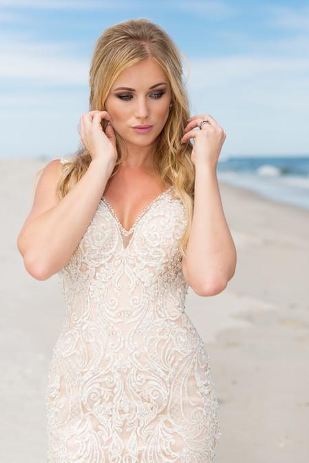 Jersey Shore Bridal Photography