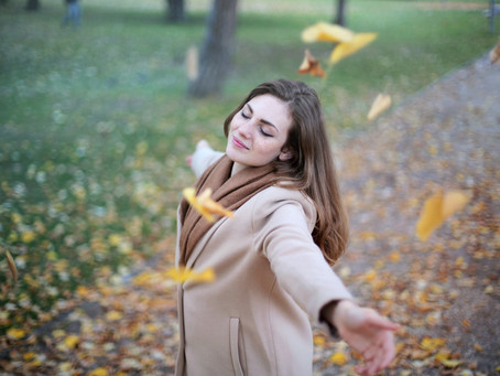 7 Ways To Care For Your Mental Health This Autumn