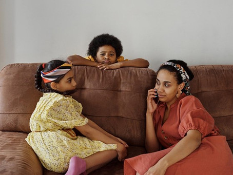 Relieving Tension for Self-Isolating Families