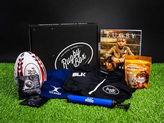 Rugby Box Photoshoot