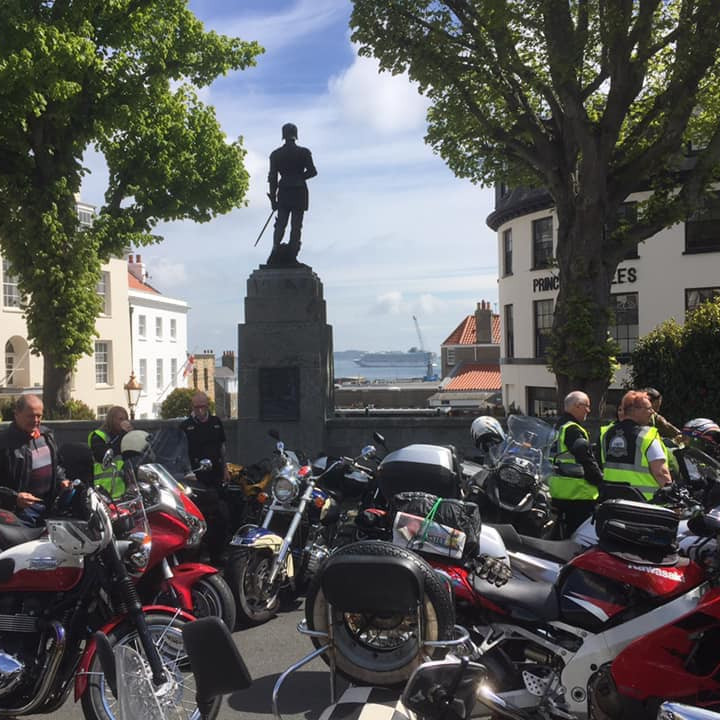 Cambrai Day 'Ride Out'