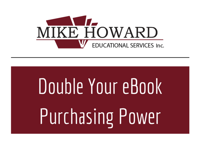 Double Your eBook Purchasing Power