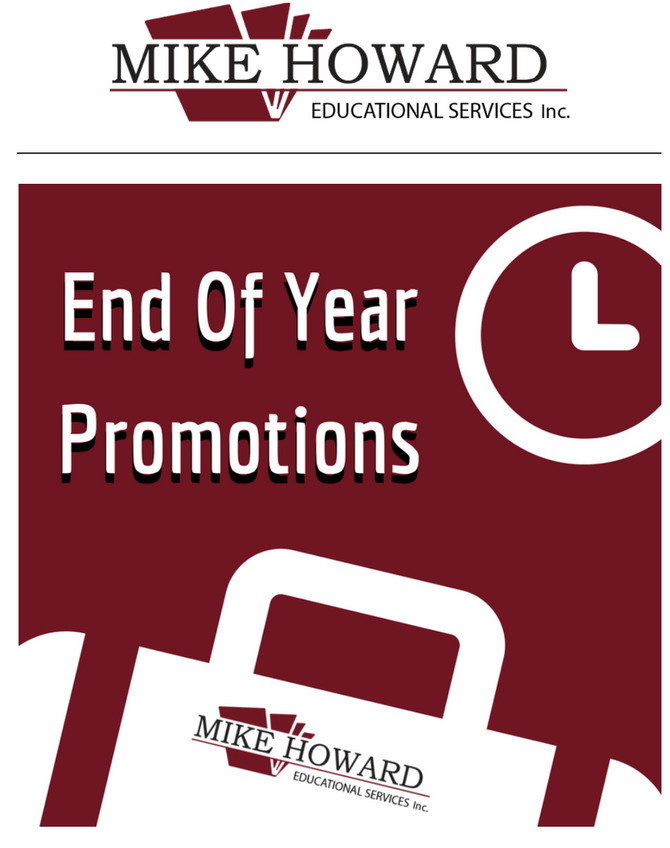 End Of Year Promotions