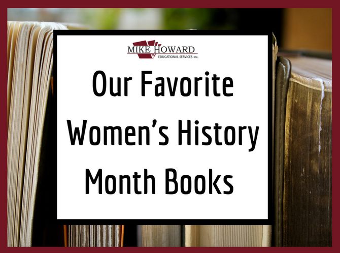 Our Favorite Women's History Month Books