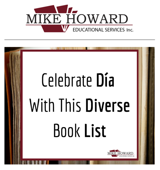 Celebrate Día With This Diverse Book List