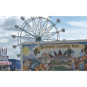 Belmont County Fair Pull