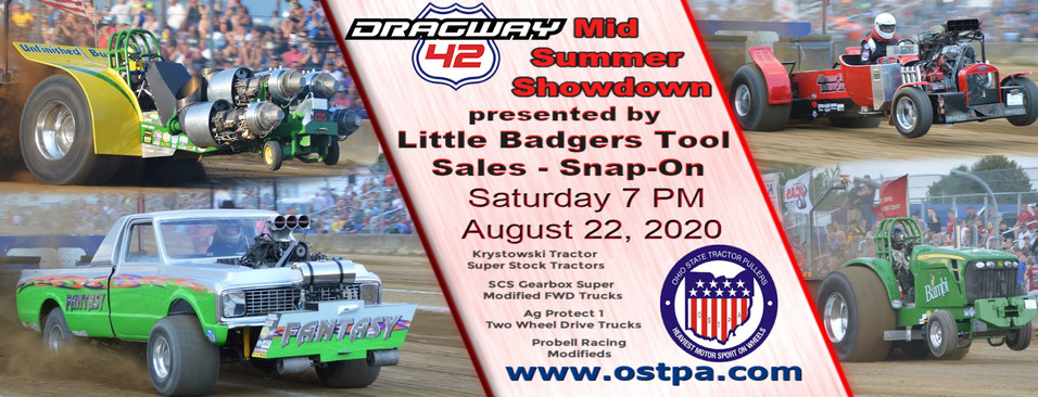 Dragway 42 Midsummer Showdown presented by Little Badgers Tool Sales - SnapOn