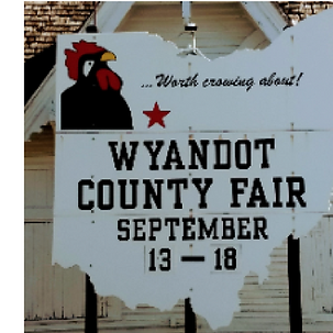Wyandot County Fair Pull