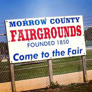 Morrow County Fair Pull