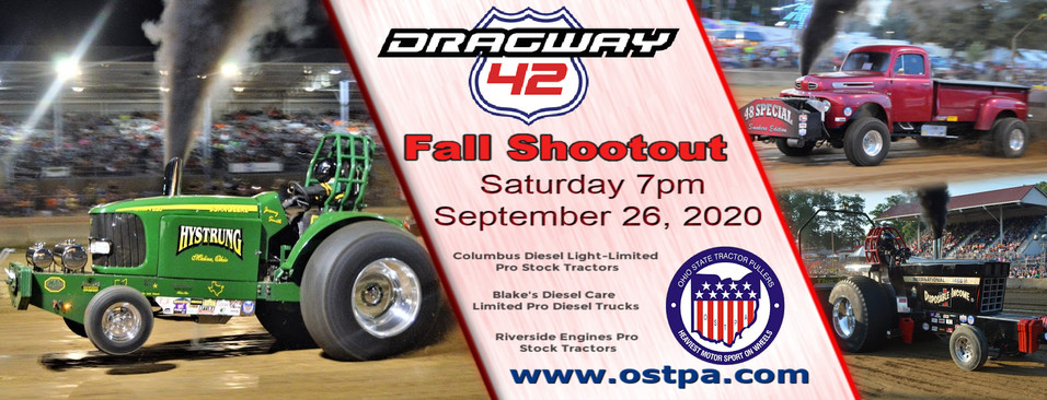 Dragway 42 Fall Shootout