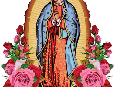 Feast of Our Lady of Guadalupe (Dec. 12)