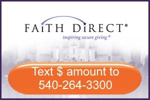 Online Offertory / Donations
