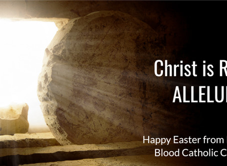 Easter Message From Father Kevin