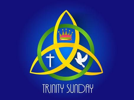 Pastor's Letter June 7th (Trinity Sunday)