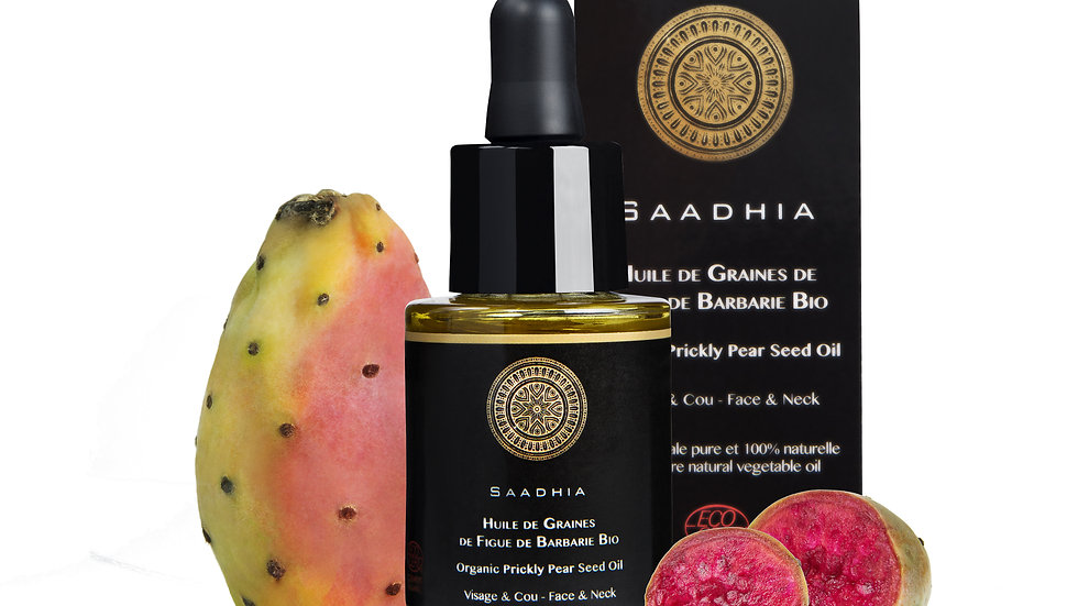 Organic Barbary Fig Seed Oil