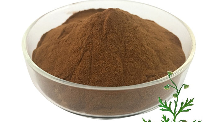 USDA and EC Certified  Organic Artemisia Annua Extract  10:1   Sweet Wormwood