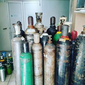 ACIC Canela promove campanha para arrecadação de cilindros de oxigênio