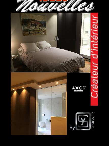 salle de bain trophée AXOR