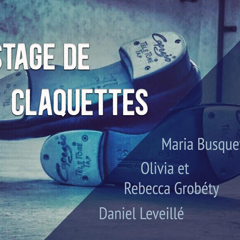 Stage de Claquettes