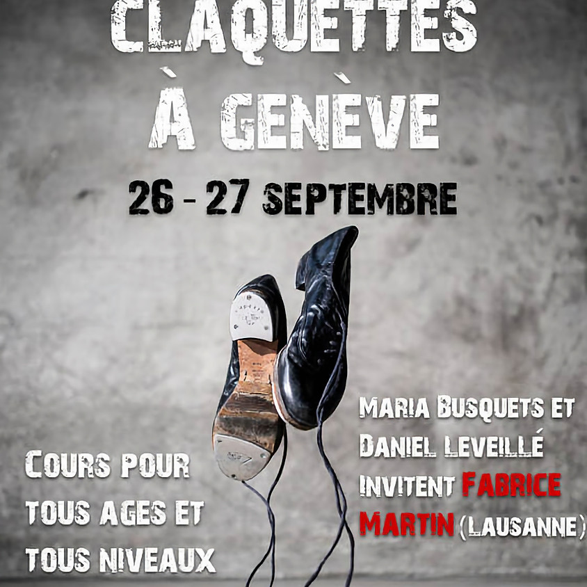 Stage avec Fabrice Martin