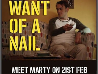 Oakhill Productions to release their critically acclaimed, award winning short film 'For Want Of A N